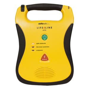 Defibtech LifeLine AED hjertestarter