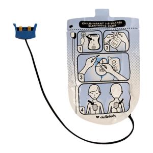 Defibtech Kinderelectroden voor Lifeline & Lifeline Auto