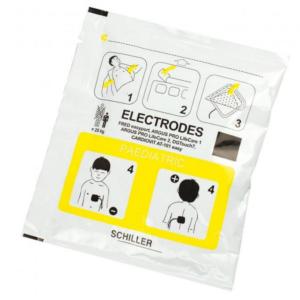 Schiller FRED Easyport / DefiSign Life elektroder til barn og spedbarn
