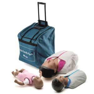Laerdal Little Family Pack donker