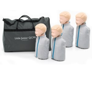 Laerdal Little Junior QCPR - 4 pack