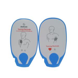 Øvingselektroder Lifepak 500/1000  treningsmaskin