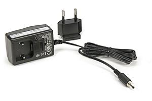 Oplader voor batterij van de Defibtech Lifeline View trainer